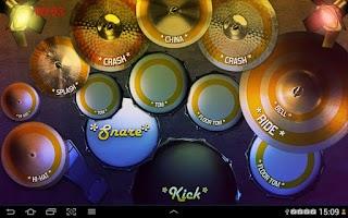 Screenshot of Best Rock Percussion