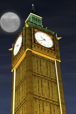 London LWP Big Ben- screenshot