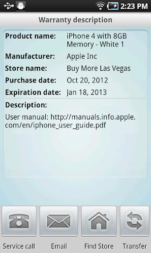 玩購物App|Warranty Hotel App免費|APP試玩