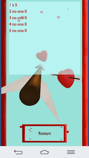 Hearts Darts