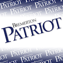 The Bremerton Patriot logo