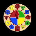 Kids Clock Widget icon