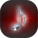 Music Note LWP icon