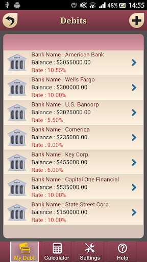 Debt Payoff Manager