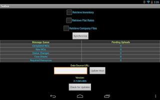 Screenshot of TechAnywhere