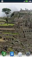 Screenshot of Machu Picchu Live Wallpaper
