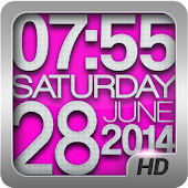 GRAFFITI CLOCK HD PRO