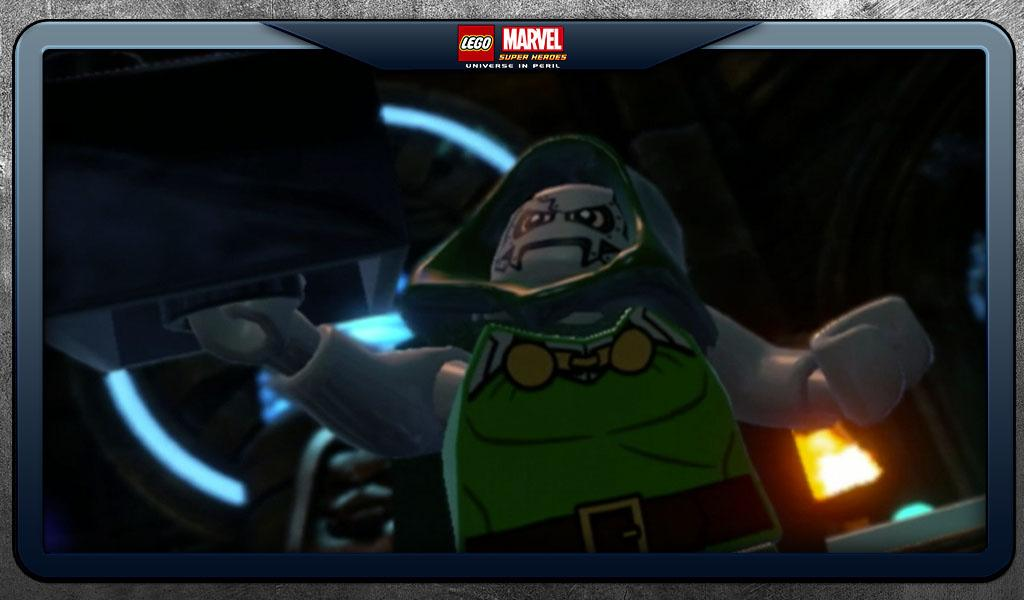 LEGO ® Marvel Super Heroes screenshot #2