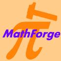 MathForge logo