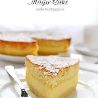 Magic Cake.