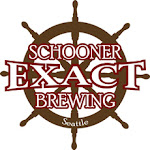 Logo of Schooner Exact Seamstress Raspberry Wheat