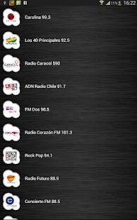 Live Radio Chile
