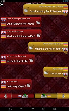 Conversation Translator 1.14 screenshot 207605