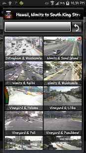 Hawaii Traffic Cameras - náhled
