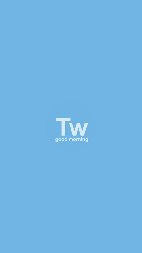 Daily Memo Alarm TWGoodMorning