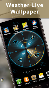 Weather Rise Clock 30+ Widgets screenshot 7