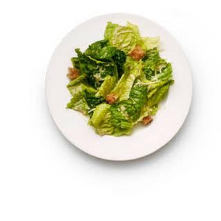 No-Guilt Caesar Salad.