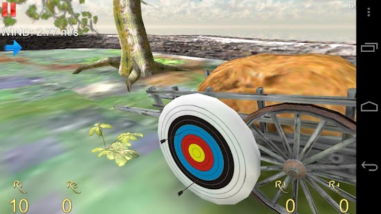 Longbow - Archery 3D Lite- screenshot thumbnail