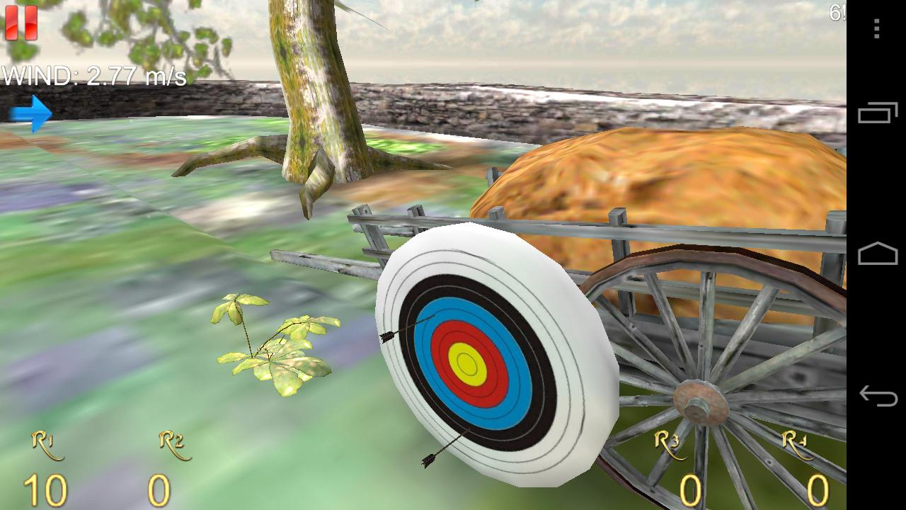 Longbow - Archery 3D Lite- screenshot