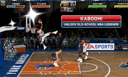 NBA JAM by EA SPORTS v04.00.08 Mod APK 7