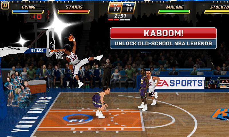 NBA JAM by EA SPORTS 04.00.12 Mod APK [Latest] - screenshot