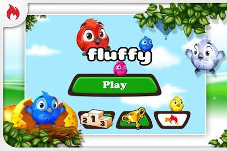 Fluffy Birds Deluxe - screenshot thumbnail