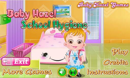 Baby Hazel School Hygiene 10 screenshots 1