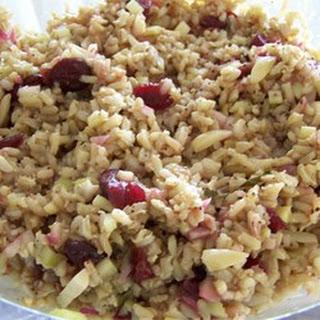Balsamic Brown Rice Salad.