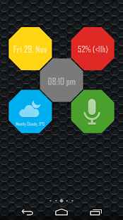 Octy Widget - screenshot thumbnail