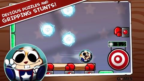 Hank Hazard: The Stunt Hamster Screenshot 3