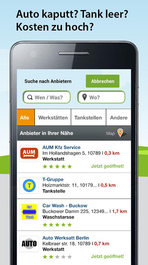 Drivelog - alles rund ums Auto - screenshot