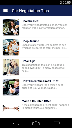Car Negotiation Tips