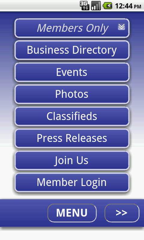 Cooperstown Chamber - screenshot