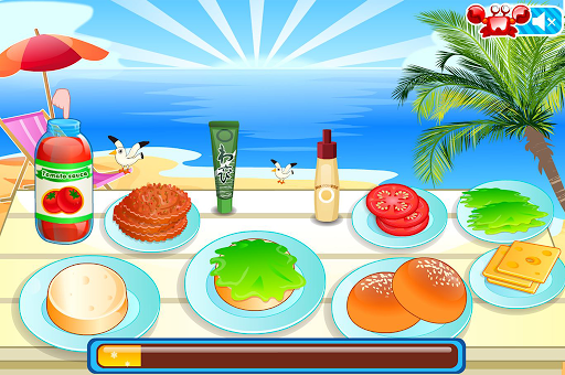 Mini Burgers, Cooking Games 2.0.9 screenshots 1