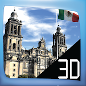 Mexico Flag livewallpaper free
