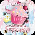 CUPCAKE GO LAUNCHER Theme EX logo