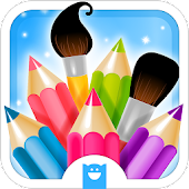 Doodle Coloring Book for Kids