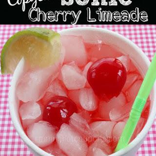 Copycat Sonic Cherry Limeade