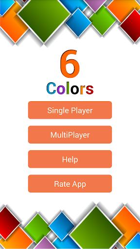 6 Colors. 1 Color Wins