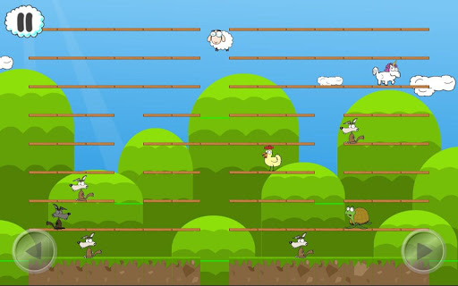 (APK) تحميل لالروبوت / PC Sheeppy - Revenge of the Sheep ألعاب screenshot