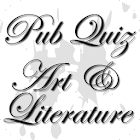 Pub Quiz Art & Literature Free icon