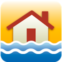 King County Flood Warning icon