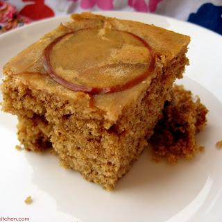 Applesauce Buttermilk Spice Cake