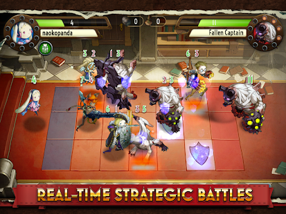 HEAVENSTRIKE RIVALS - screenshot