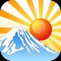 日の出日の入マピオン icon