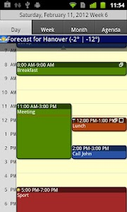 CalenGoo - Calendar and Tasks v1.0.124