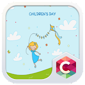 CHILDRENS DAY C LAUNCHER THEME