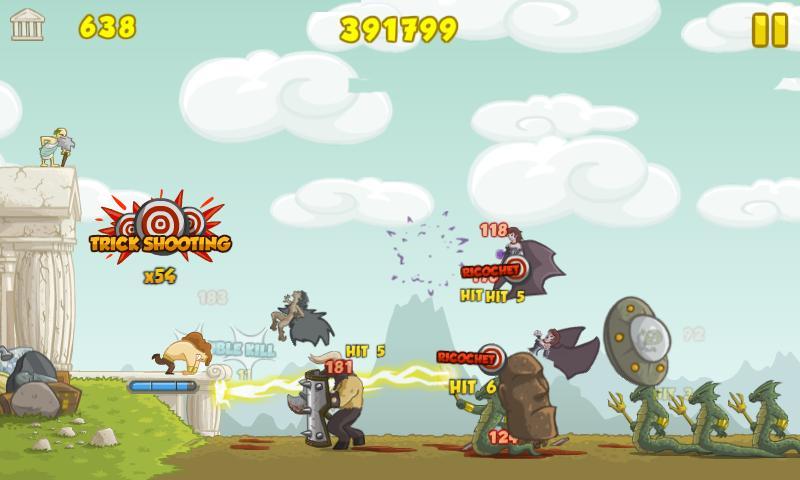 Clash of the Olympians screenshot #8