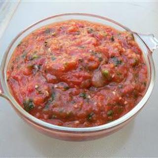 Roasted Tomato Salsa II