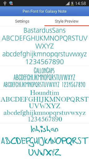 免費個人化App|鋼筆字體的銀河注|阿達玩APP